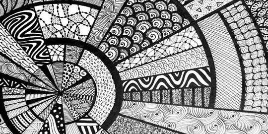 Dibujo para meditar
