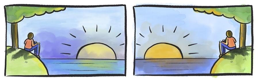Esperanza vs. Añoranza