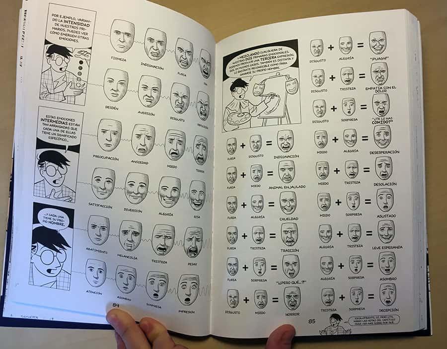 Libro «Hacer cómics» de Scott McCloud